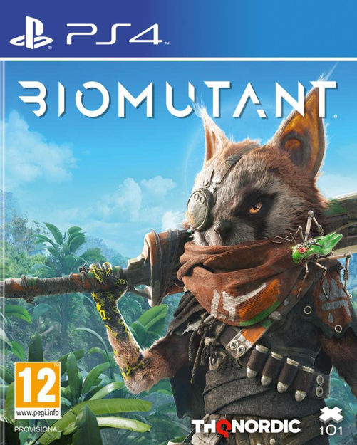 תמונה של BIOMUTANT PS4